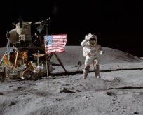 ABD'den önce Ay'a ayak basan ülke