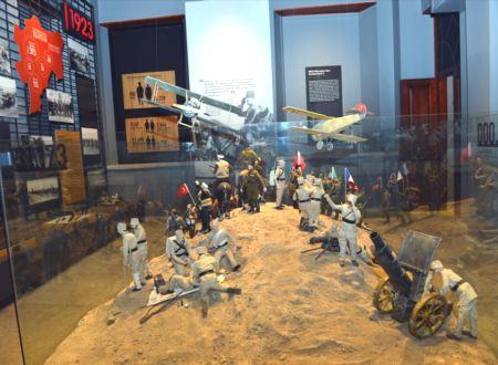 Milli mücadele ruhunu yansıtan müze