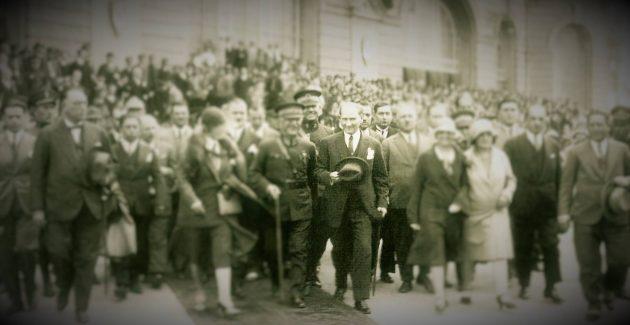 Atatürk'ün ekonomik kalkınma modeli