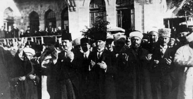 Atatürk ne de(me)mişti?