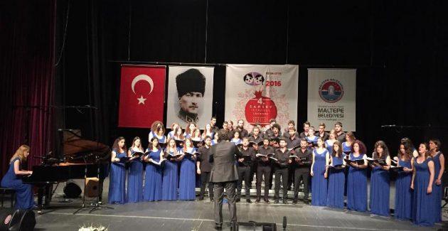 Marmara Ünv. Atatürk Eğitim Fakültesi Çok Sesli Korosu