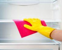 4 adımda pratik buzdolabı temizliği