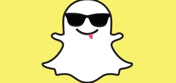 Snapchat'ten yepyeni uygulama