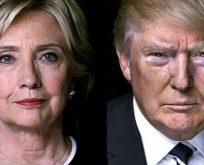 ABD seçimleri için anket sonuçları