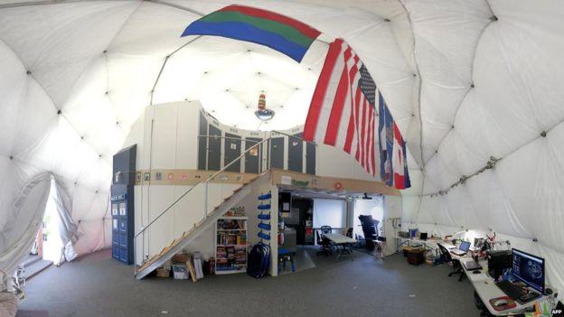 NASA ekibi Mars simülasyonunu tamamladı