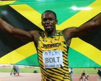 Usain Bolt: İşte en büyük benim!