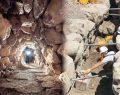 Alacahöyük'te 3300 yıllık gizli geçit bulundu