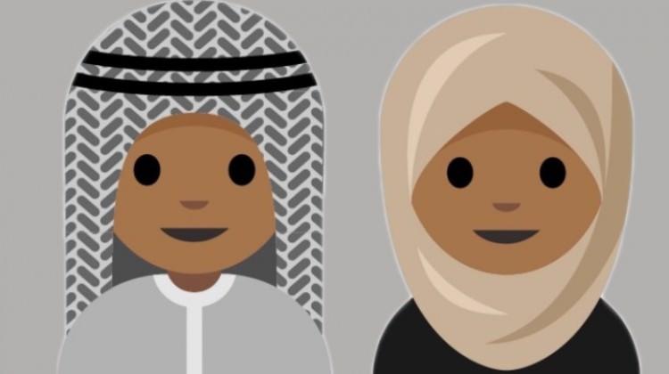 15 yaşındaki kız 'başörtülü emoji' kampanyası başlattı