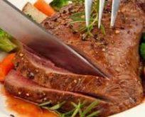 Fazla tüketilen kırmızı et ödem yapıyor