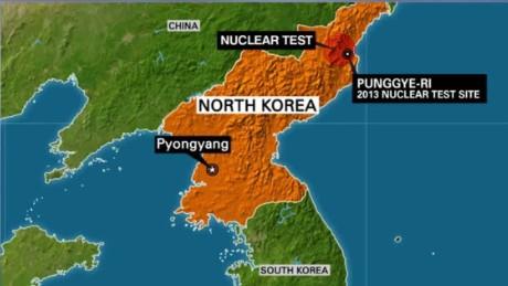 Kuzey Kore 'en büyük nükleer denemesini gerçekleştirdi'