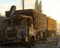 ABD: Suriye'deki saldırıdan Rusya sorumlu
