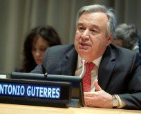 Birleşmiş Milletler'in yeni genel sekreteri: Guterres