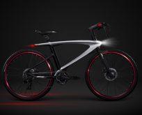 Dünyada bir ilk: Androidli süper bisiklet