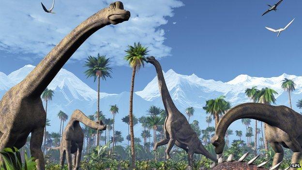 Tüm dinozor hayranlarına merhaba!