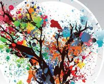 Doğanın sunduğu renkler