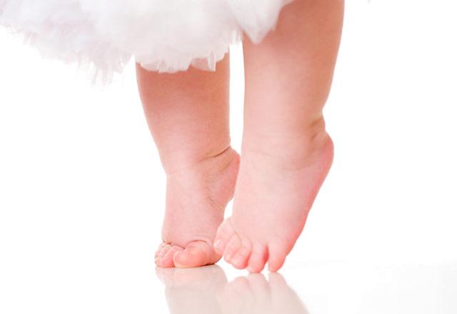 Çocuğunuz parmak ucunda mı yürüyor?
