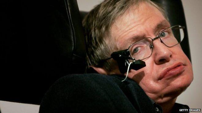 Stephen Hawking uzay yolcusu