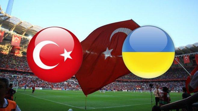 Türkiye Ukrayna maçı saat kaçta hangi kanalda?
