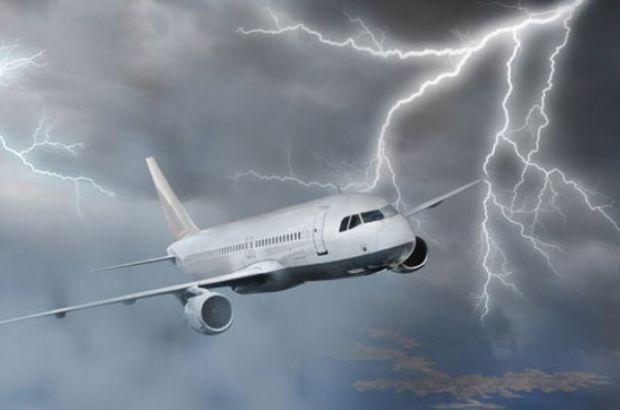 Uçaklar şimşeklere karşı nasıl korunuyor?