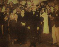 Atatürk Ankara Vapurundaki Baloda
