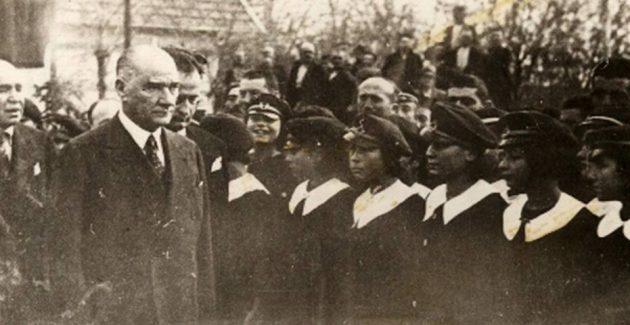 Atatürk'ün çocukları Avrupa'da