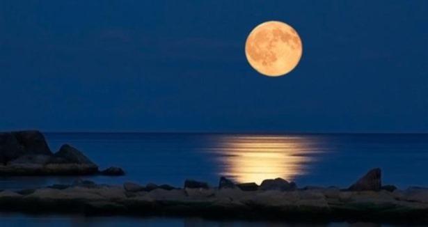 21. yüzyılın en büyük Süper Ay'ını göreceğiz!