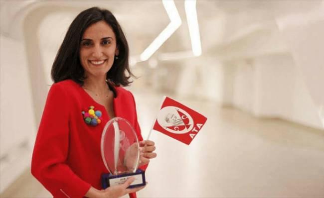 Türk bilim kadınının büyük başarısı