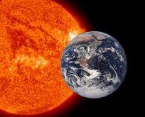 Güneş Dünya'yı sandığımızdan daha önce yok edecek