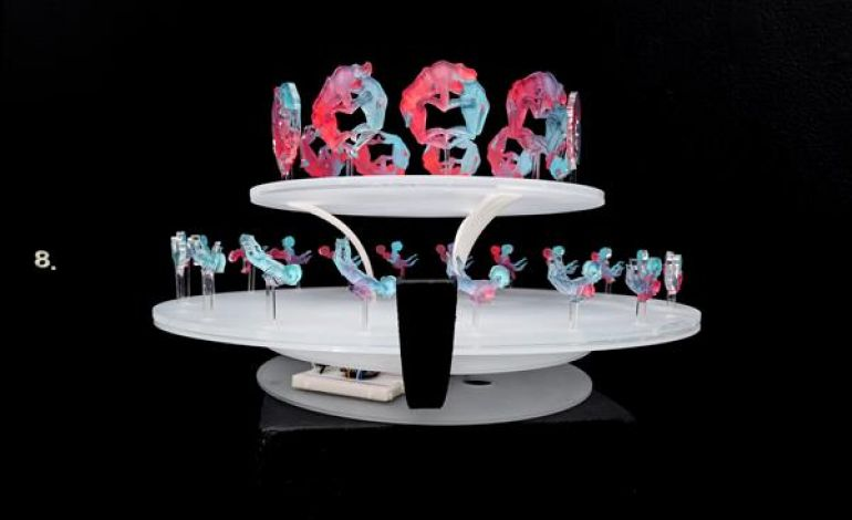 Sanatla ilişkili felsefe kavramları vurgulayan animasyon ve optik oyuncaklar