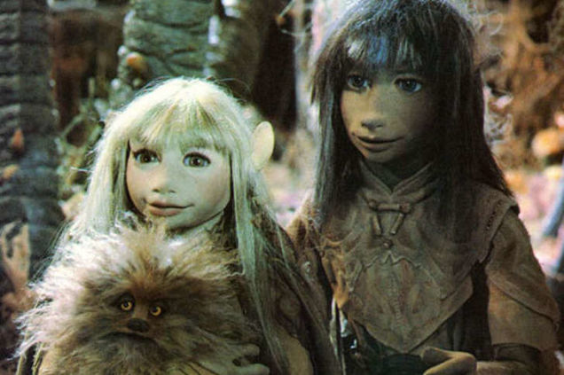 """The power of the dark crystal"" geliyor"