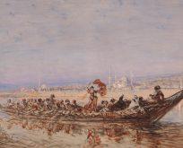 Yaşarken Louvre'a kabul edilen ilk sanatçının sergisi İstanbul'da