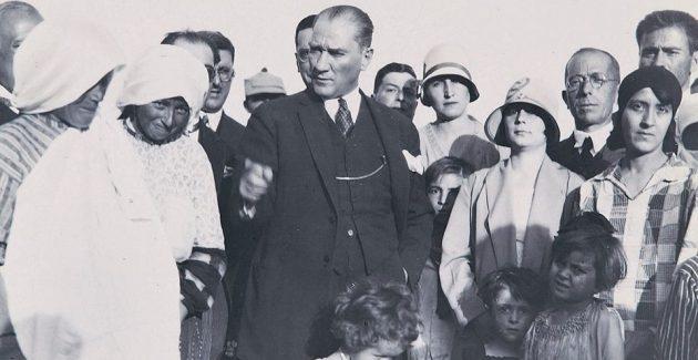 Cumhuriyetin Türk kadınını daveti