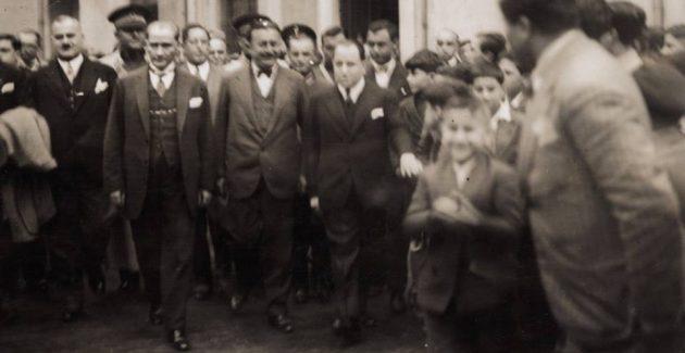 Atatürk'ün İstanbul'daki bir günü