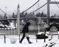 İstanbul'da yoğun kar yağışı bekleniyor