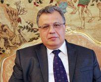 Rus büyükelçisine suikast büyük yankı uyandırdı