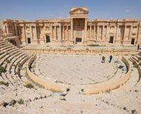 Palmira yeniden IŞİD'in eline geçti