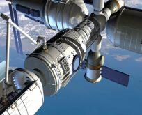 Uzay kapsülü testi başarıyla gerçekleştirildi