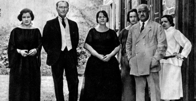 Atatürk'ün kayınbirderi ile çok az bilinen hatıratı