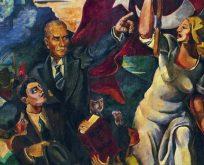Atatürk dürbünü sol eliyle tutardı!
