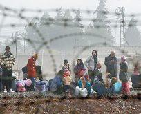 Avrupa'nın kapısında 1 milyon sığınmacı var!
