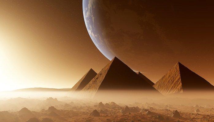 On adımda piramit isimleri aldatmacası