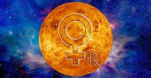 Venüs retro süreci ve burçlara etkileri
