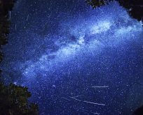5-6 Mayıs'taki Eta Aquarid meteor şölenine hazır olun!