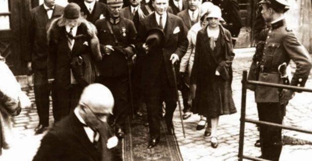 Atatürk'ün manevi kızı Makbule Hanım