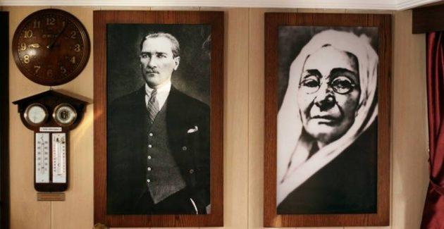 Atatürk'ün anne sevgisi