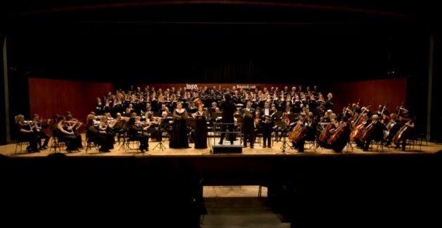 İstanbul Senfoni Orkestrası Korosu