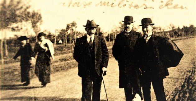 Mustafa Kemal'in Sofya'dan 27 Mart 1914 tarihli raporu