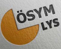 LYS tercih kılavuzu yayınlandı