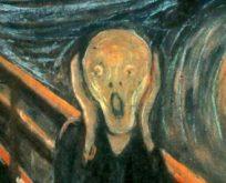 Edvard Munch'ın Çığlık tablosu yeniden çizilecek
