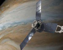 Juno'dan Jüpiter'in fırtınasına yakın uçuş